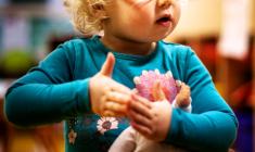 Langage des signes pour bébés